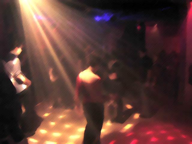 Mel Dancing